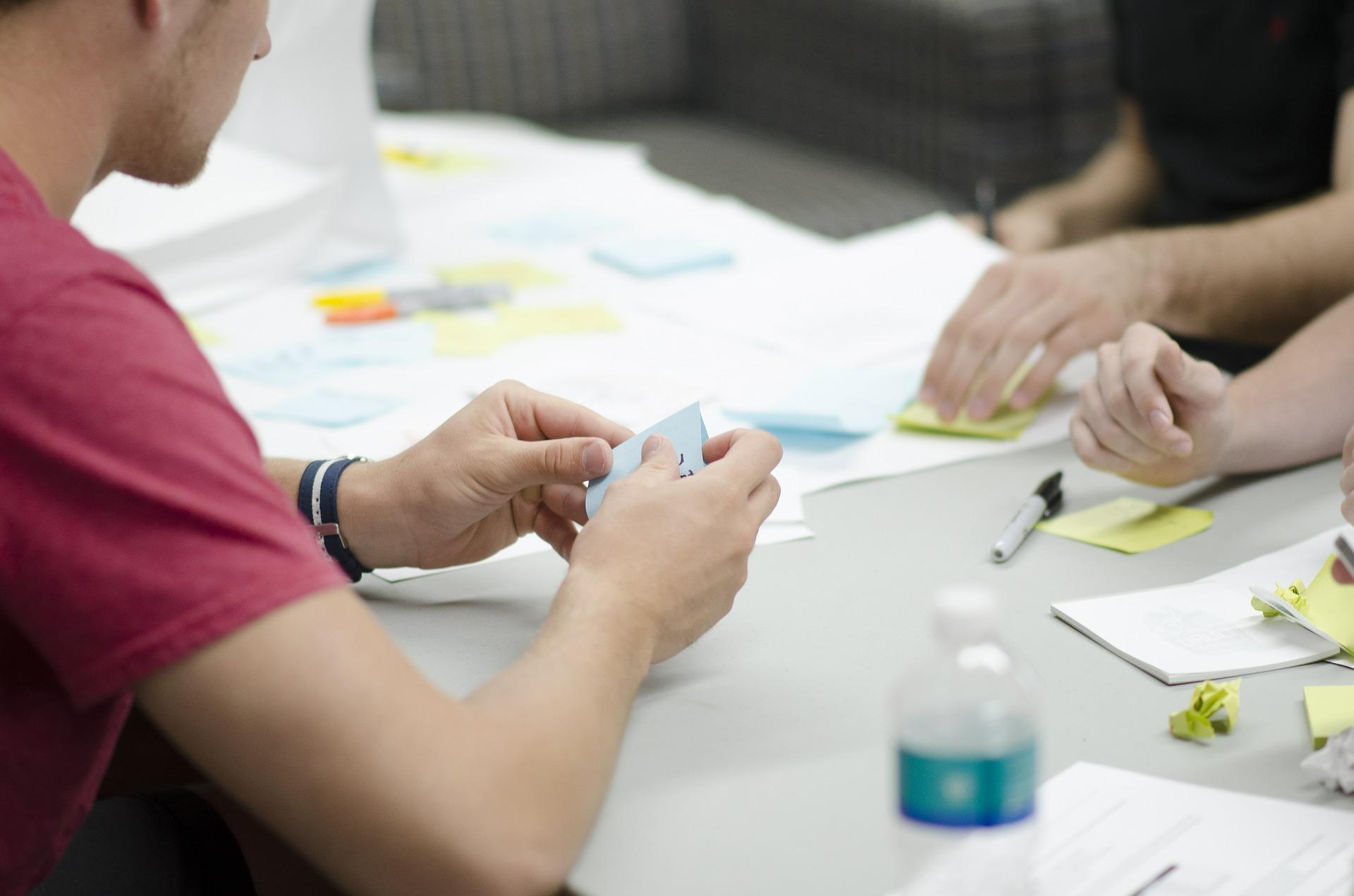 Déroulement de la démarche CLEDO : 2 rencontres pour définir les clés d'orientation